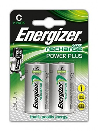 Energizer Accu Recharge Power Plus C