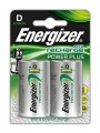 Energizer Accu Recharge Power Plus D