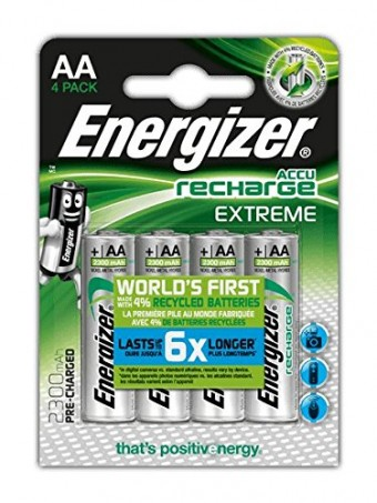 Energizer Accu Recharge Exterme AA
