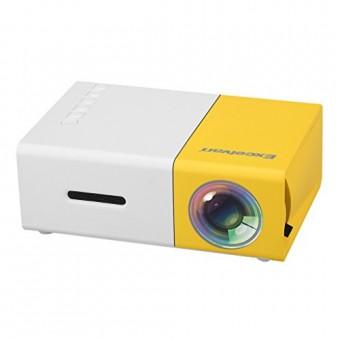 Excelvan YG300 – Mini proyector más barato