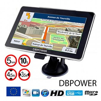 GPS DBPOWER-772