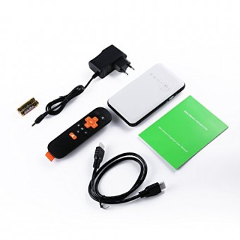 ICOCO Mini Proyector LED