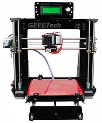 Impresora Acrílica 3D Geeetech® Prusa I3 Pro B Kit – La mejor Impresora 3D barata para iniciarse.