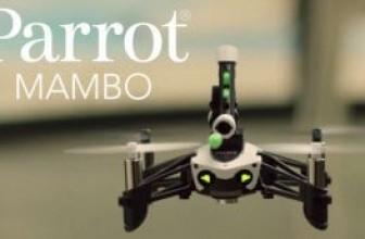 Los 5 Mejores Minidrones de Parrot y más divertidos de 2020