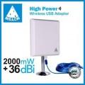 La mejor antena wifi largo alcance USB – Melon N4000