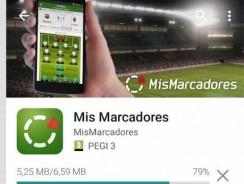 Mis Marcadores  – La Aplicación de Resultados Deportivos más completa