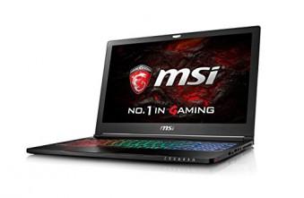MSI Gaming GS63VR