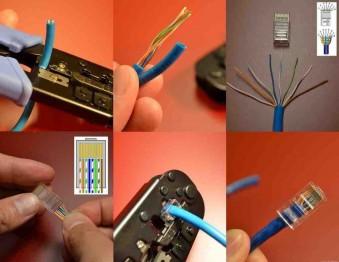 Como Hacer un Conector RJ45 de la manera más fácil