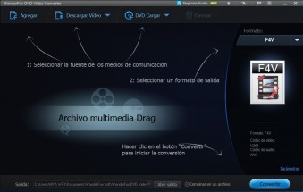 Review de Wonderfox DVD Video Converter – Un software que te sorprenderá