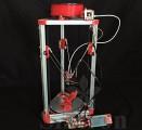 Sintron Ultimate Impresora 3d Kossel Mini