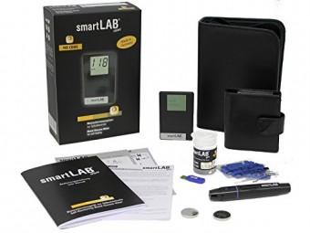 SmartLAB mini (mmol/L) Sistema de monitoreo de glucosa en sangre