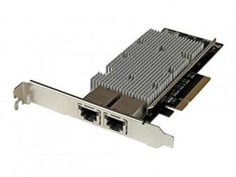 StarTech ST20000SPEXI Tarjeta PCI-E conexiones de 10 Gbps 2 Puertos RJ45