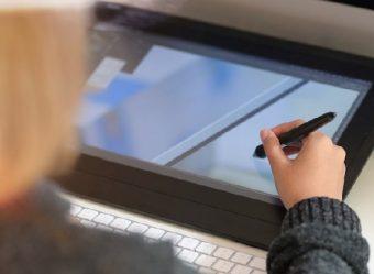 Las mejores tabletas gráficas con pantalla