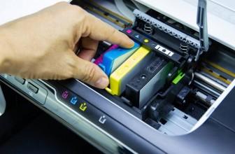 Cartuchos de tinta para impresoras en época de teletrabajo