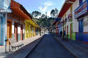 Cómo viajar por Colombia con wifi
