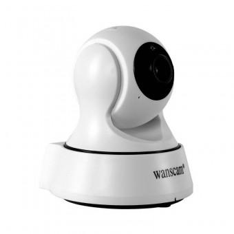 Wanscam HW0036 – La mejor cámara IP Wifi Barata de Interior