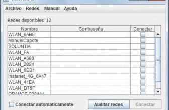 Wifi auditor – Como Auditar Redes Wifi en Windows y MAC