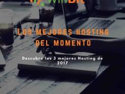 Los Mejores Hostings de 2017 – Alojamiento Web